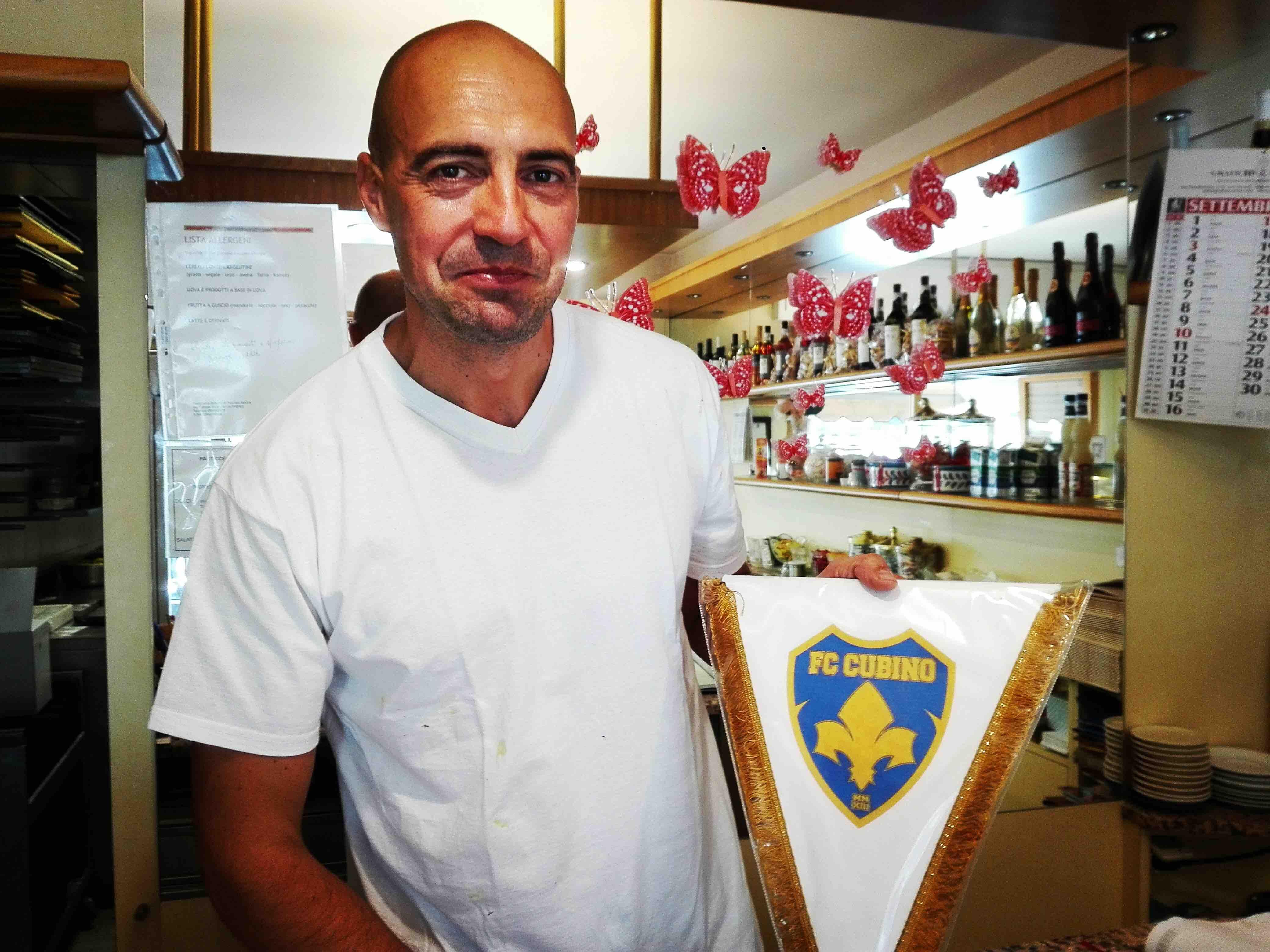 Nicola Vasetti, il Cubino e il calcio dei dilettanti: un mondo a ...