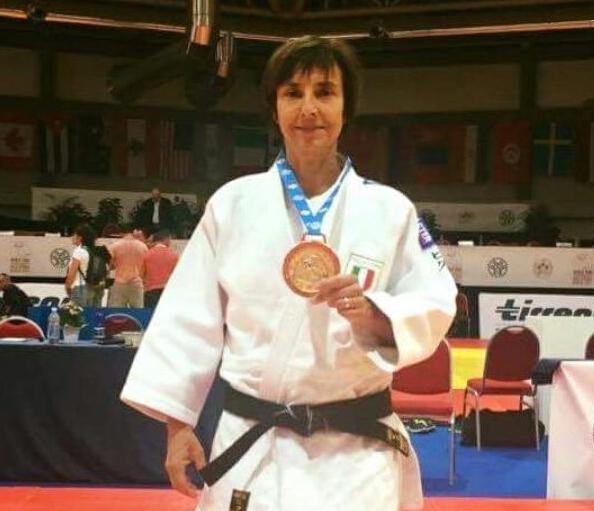 La campionessa ripolese di judo Lucia Assirelli nuova testimonial ...