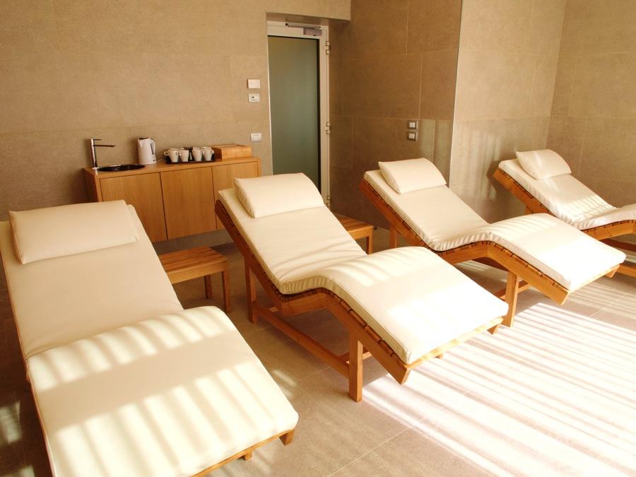Sauna finlandese bagno di vapore e sala relax da luned - Bagno finlandese ...