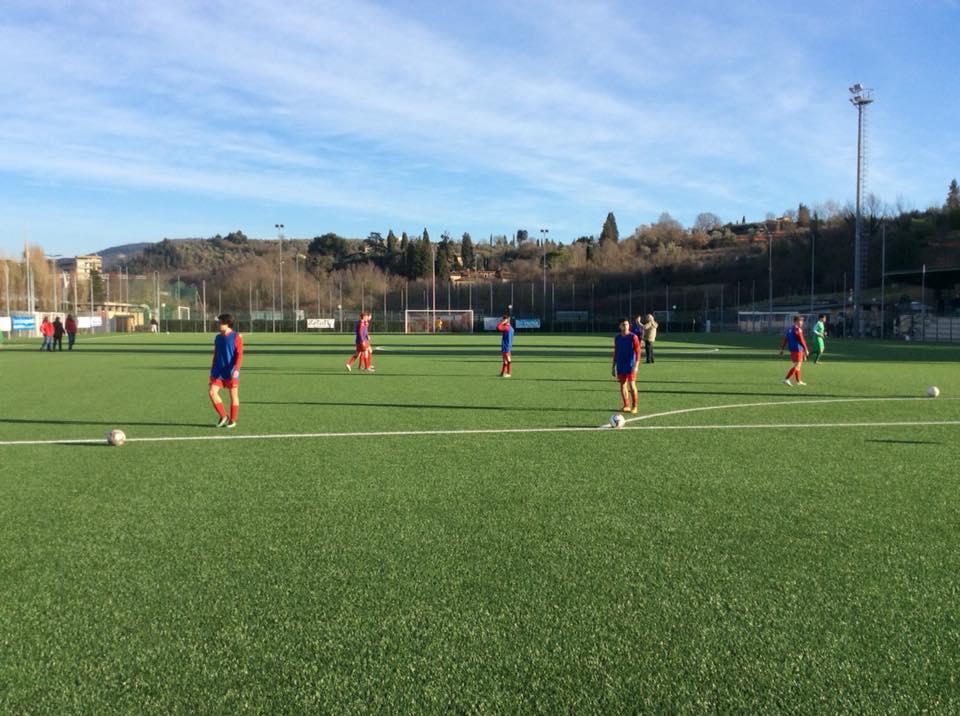 Rappresentativa juniores match di prestigio con la for Bagno a ripoli calcio