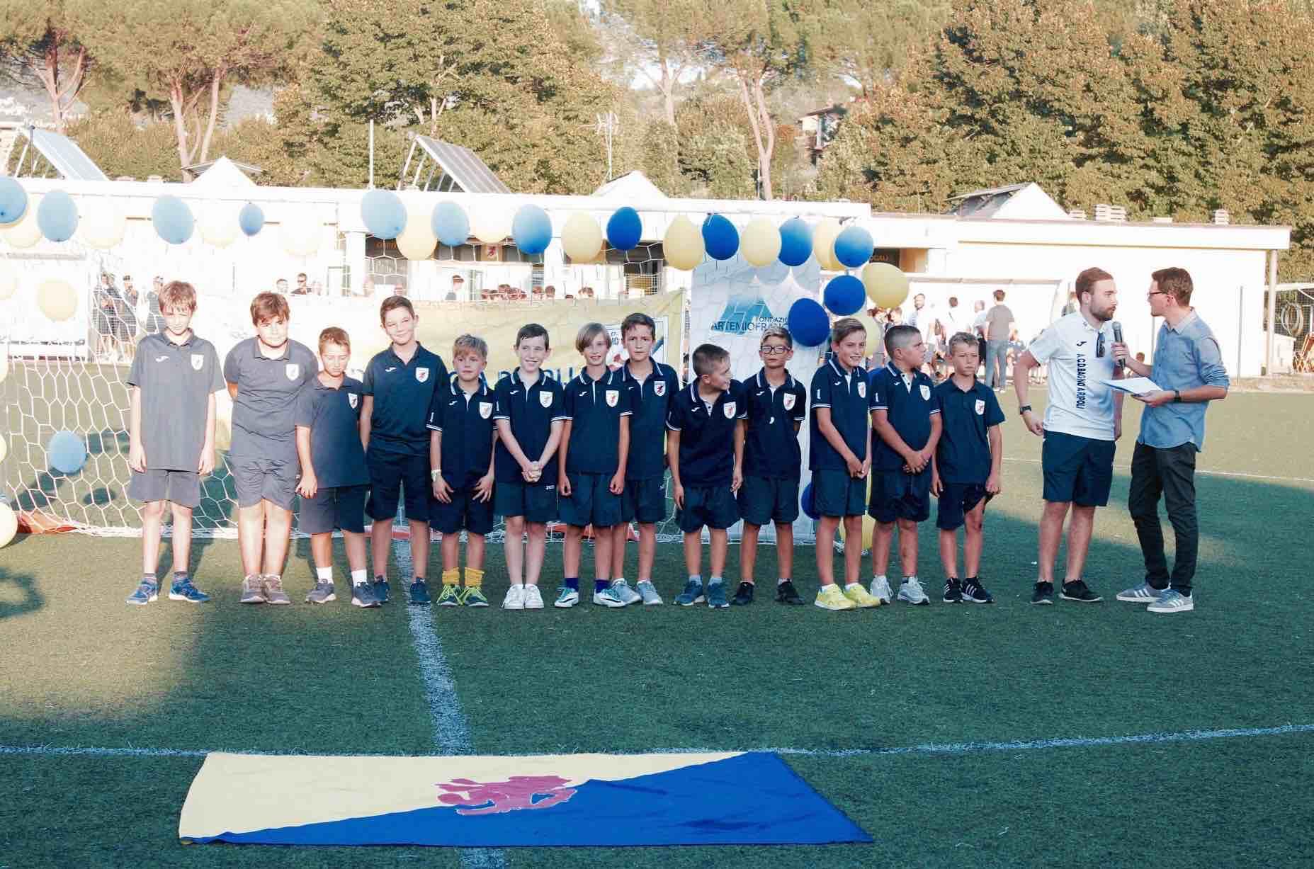 Bagno a ripoli presentate tutte le squadre della scuola - Bagno a ripoli calcio ...