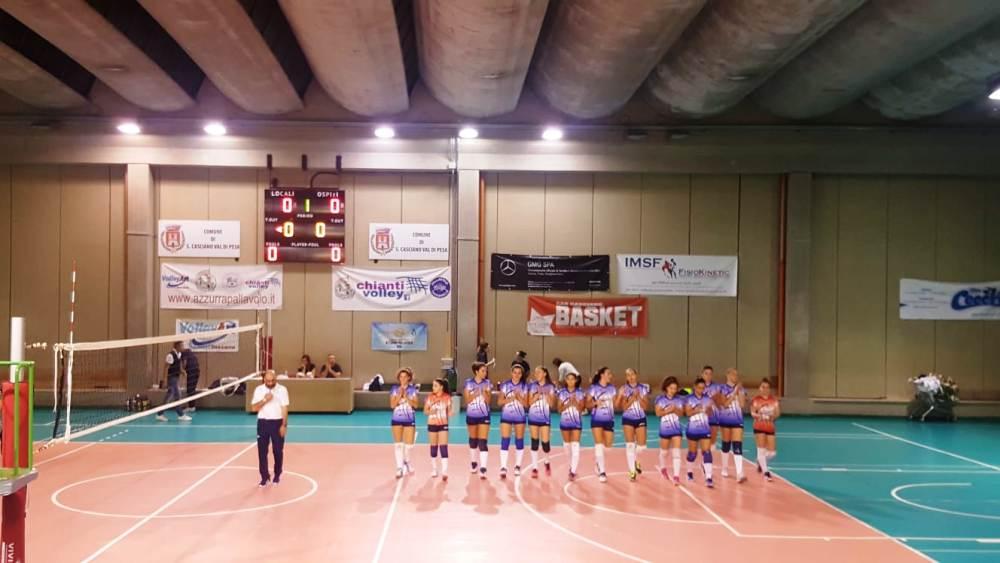 Pallavolo Femminile Bagno A Ripoli : Chianti volley belle vittorie per under e under bianca a